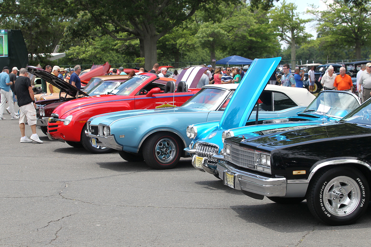 classic cars oldies monmouth park miller lite weekend pass grandstand racing america most famous complement giveaway jersey event learn az