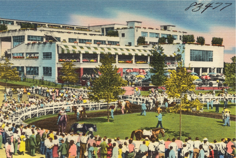 historical view of track