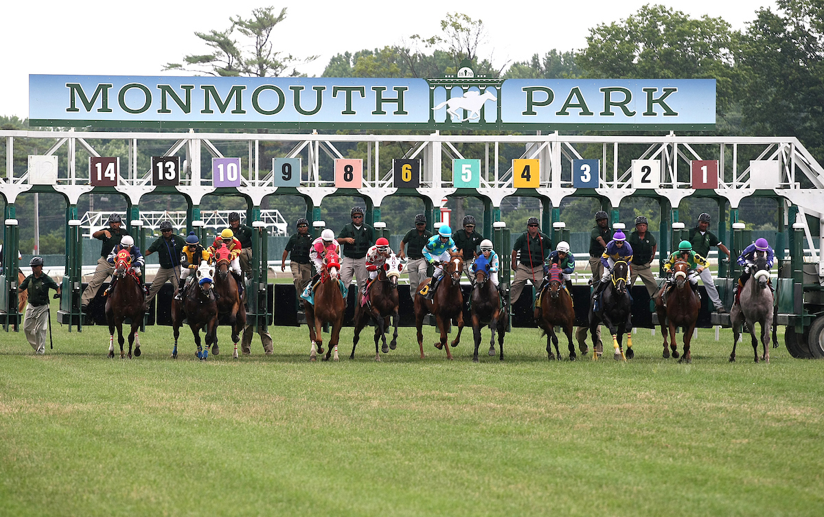 300 Nhc Qualifier Monmouth Park