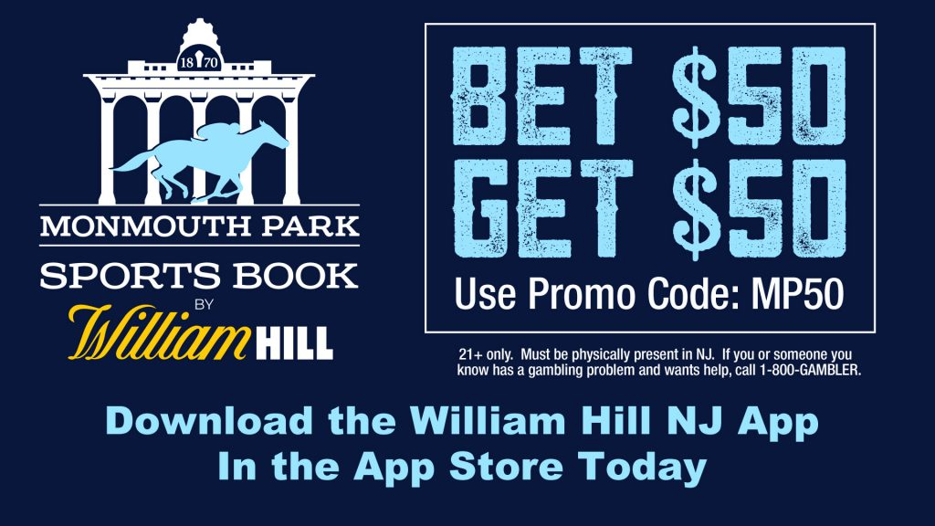 Mobile Wagering - Monmouth Park