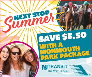 ad for NJ Transit