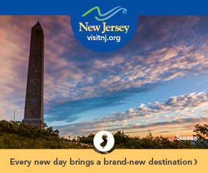 ad for NJ Tourism