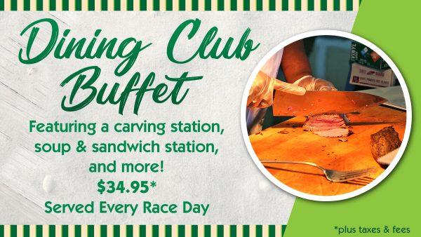 Dining Club Buffet