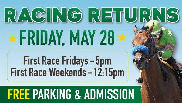 racing returns